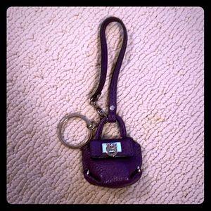 NWOT Salvatore Ferragamo Fanisa Key Ring/Charm